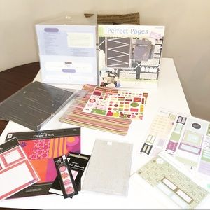 5 Pounds of Scrapbooking Supplies